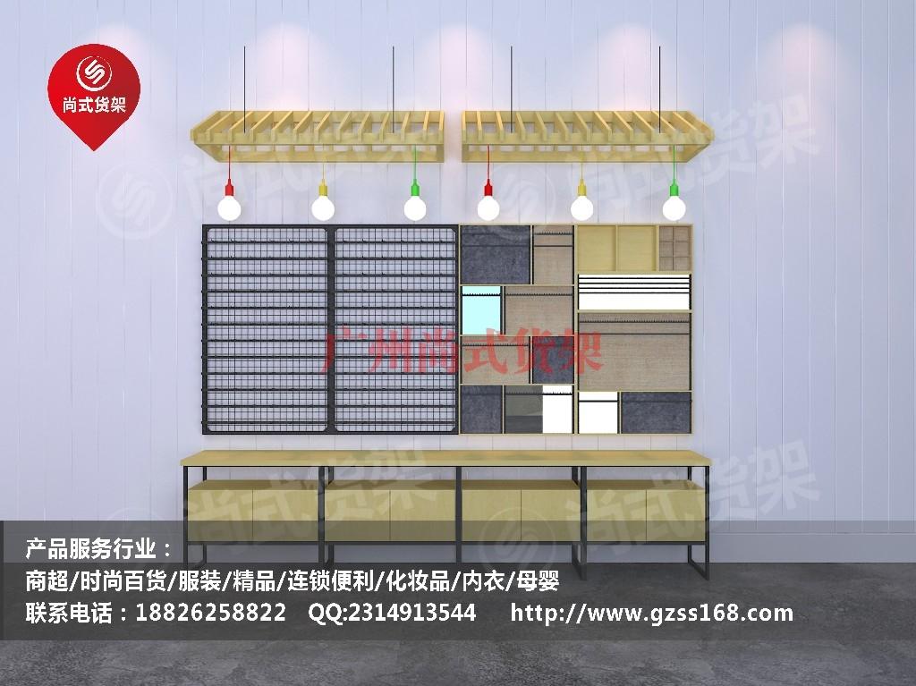 广州饰品货架流水台