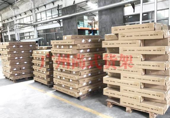 广州尚式货架 西班牙客户出货